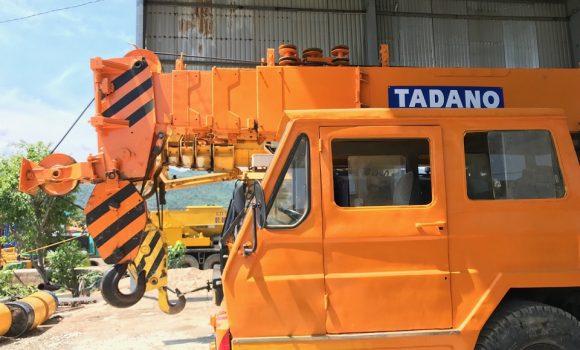 Dịch vụ cẩu và cho thuê xe cẩu tại Bình Định